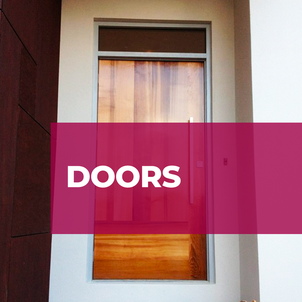 Bendigo Cedar Sales - Doors