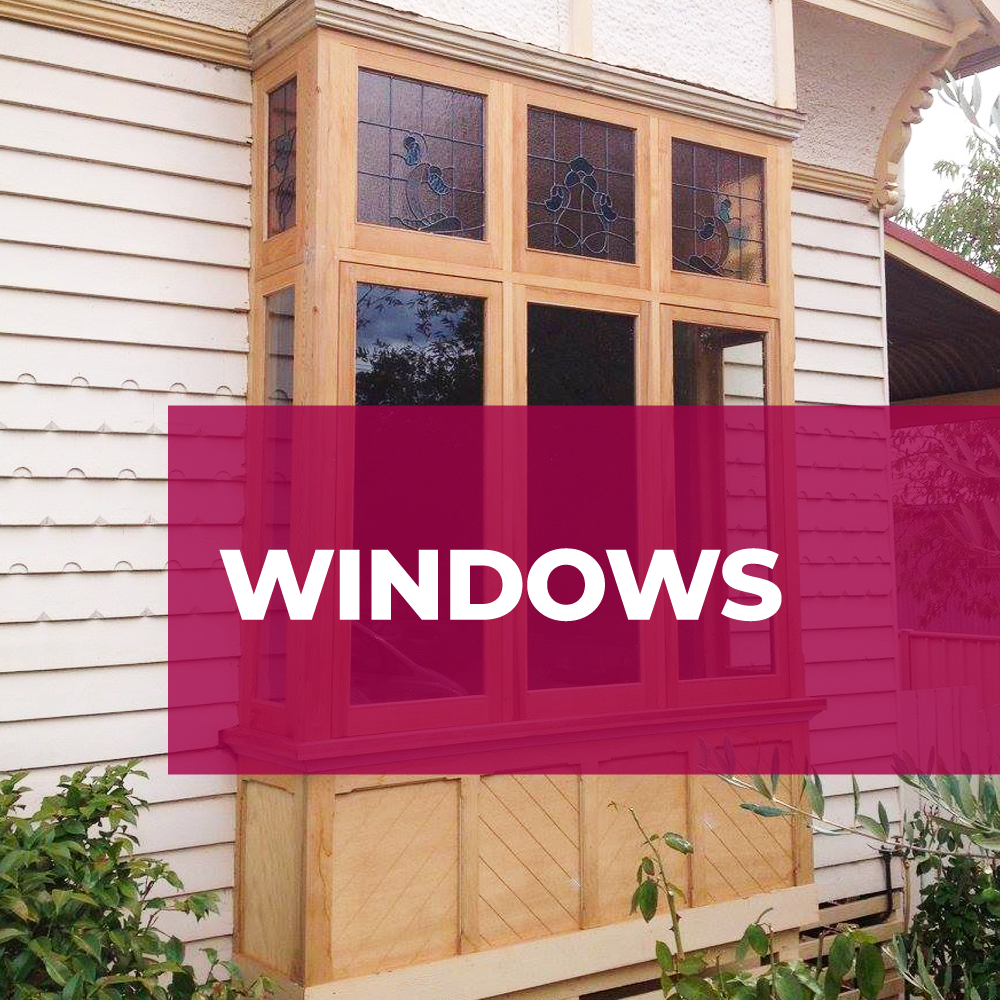 Bendigo Cedar Sales - Windows